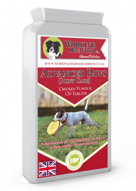 Advanced Paws (Joint Care) 120 Tablets